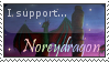 I support Noreydragon stamp by Finchwing