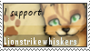 I support Lionpeas by Finchwing