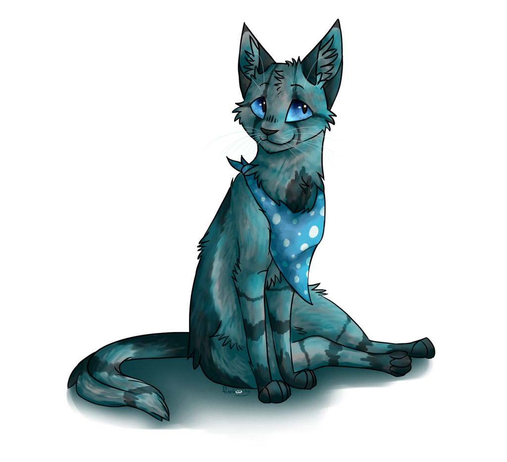 Warrior Cat Art Styles