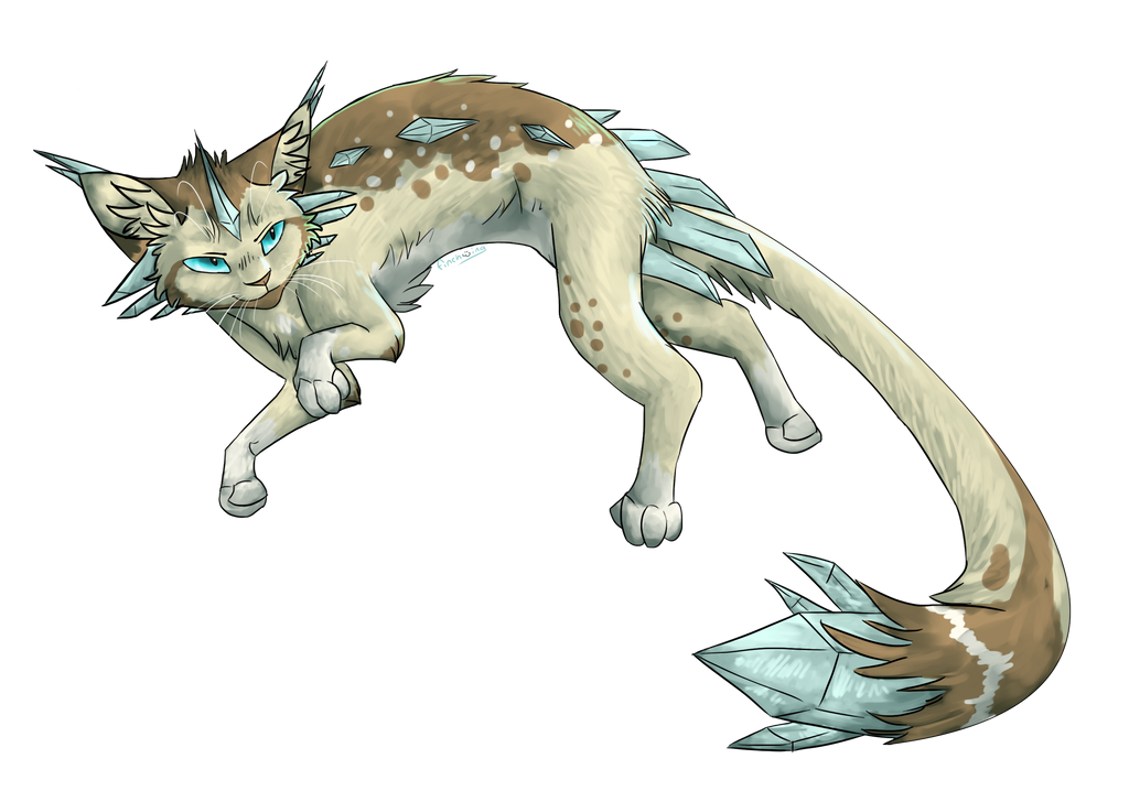 Entry for goldfiish pyrite by finchwing on deviantart