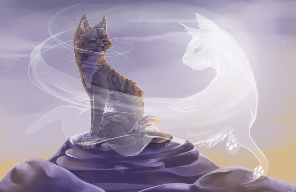 I hear you in the wind by Finchwing