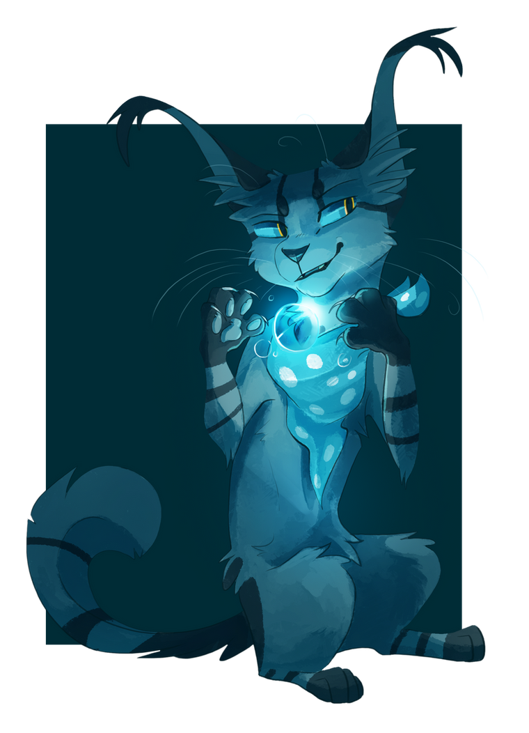 Levitate - Redraw 2016 by Finchwing