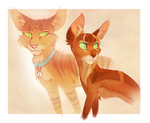 Firestar and Jake