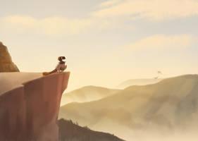 Cliffside by Finchwing