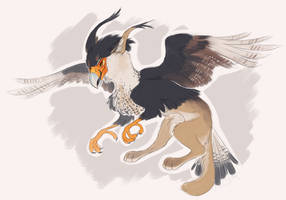 caracaracaracal by Finchwing