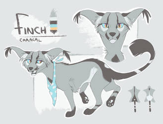 Finch Reference - Jan 2018