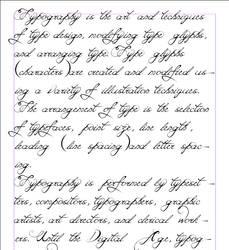 Script Font - Beloved - Test