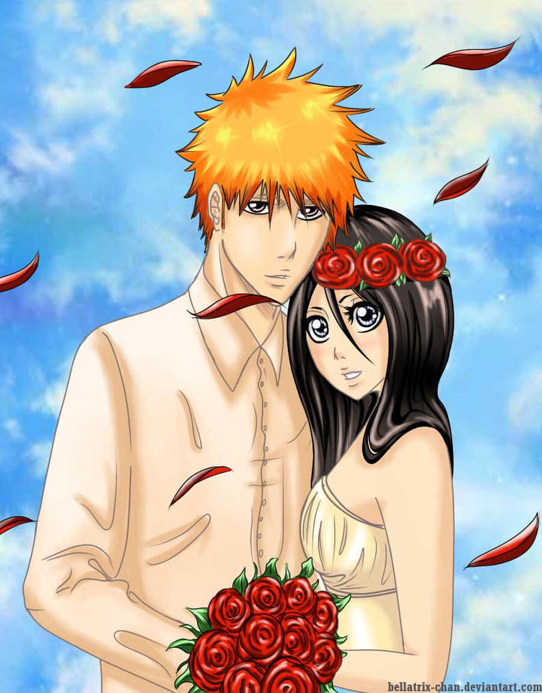rukia and ichigo relationship 2015 1040