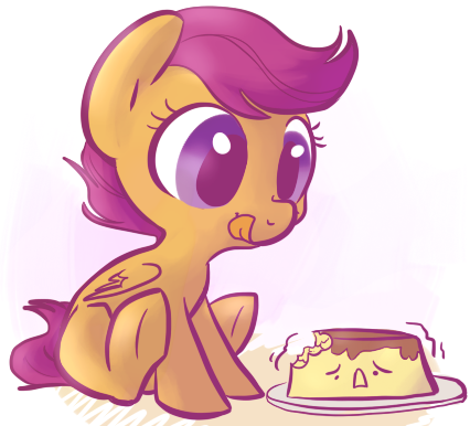 Scootaflan by RustyDooks