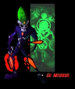 | A Mechanical Monster |