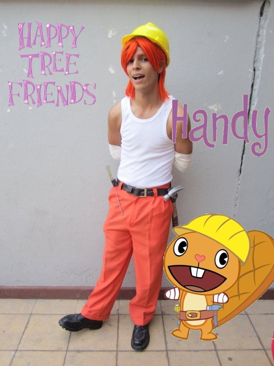 Handy - Happy tree friends by Kmagood on DeviantArt
