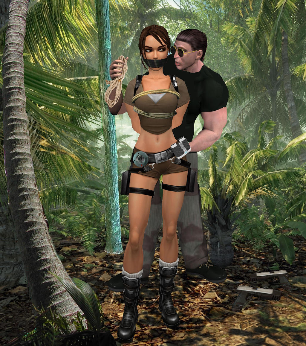 3d captured warrior - 3 part 1