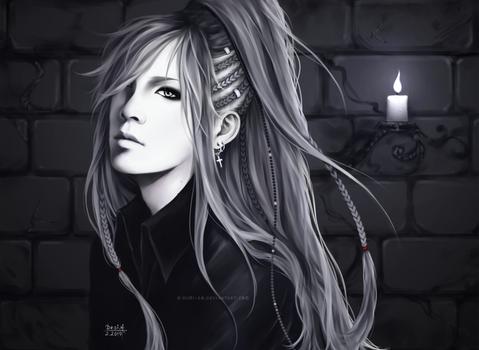 Long-haired Ruki