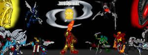 Bionicle poster