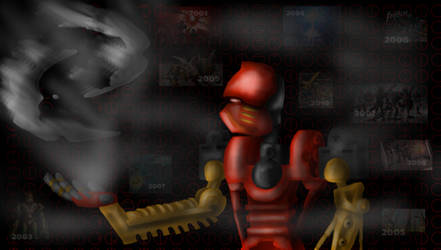 The End of Bionicle by DarthDestruktor