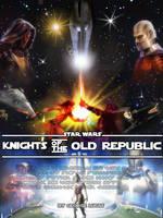 KotOR  poster by DarthDestruktor
