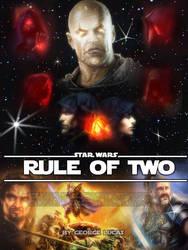 Rule of Two poster by DarthDestruktor