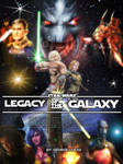 Legacy of the galaxy poster