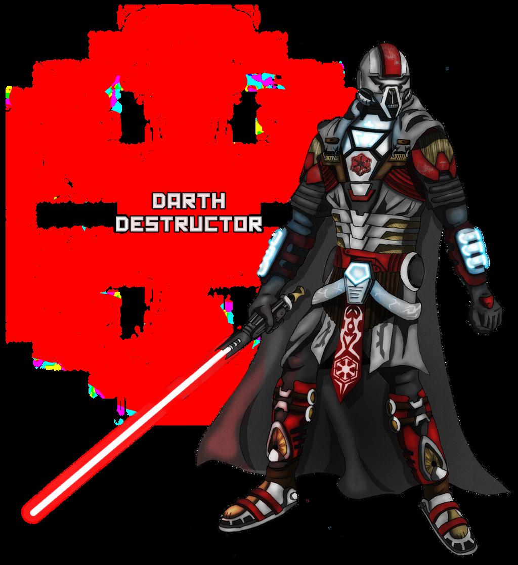 DarthDestruktor's Profile Picture