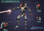 Movie Ultron - The Avengers