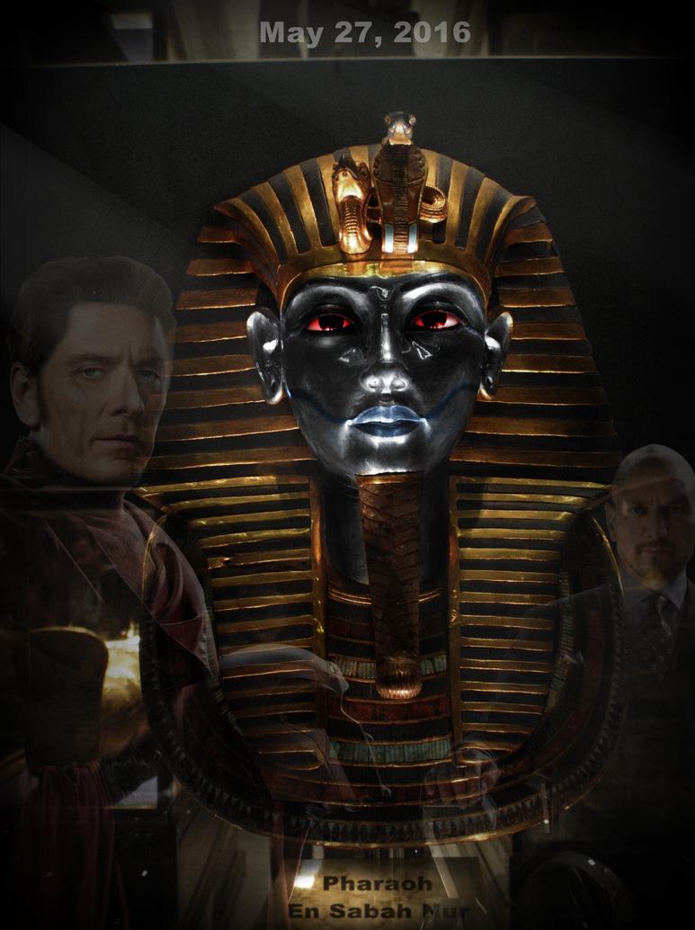 X - men Apocalypse fan made X Men Apocalypse 2016 Poster