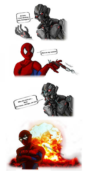 How Age of Ultron should have been...