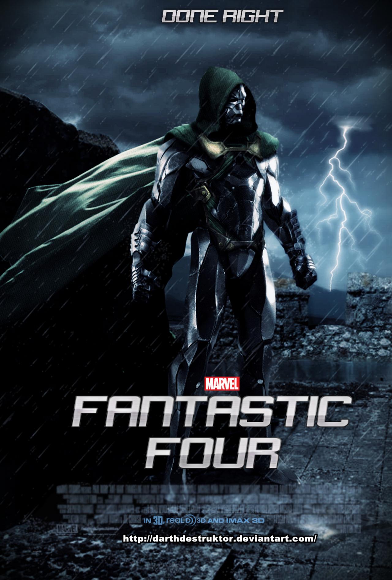 fantastic four reboot poster wwwpixsharkcom images