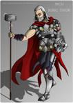 MCU King Thor