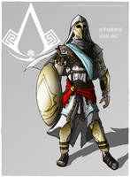 Assassin's Creed: Ancient Greece by DarthDestruktor