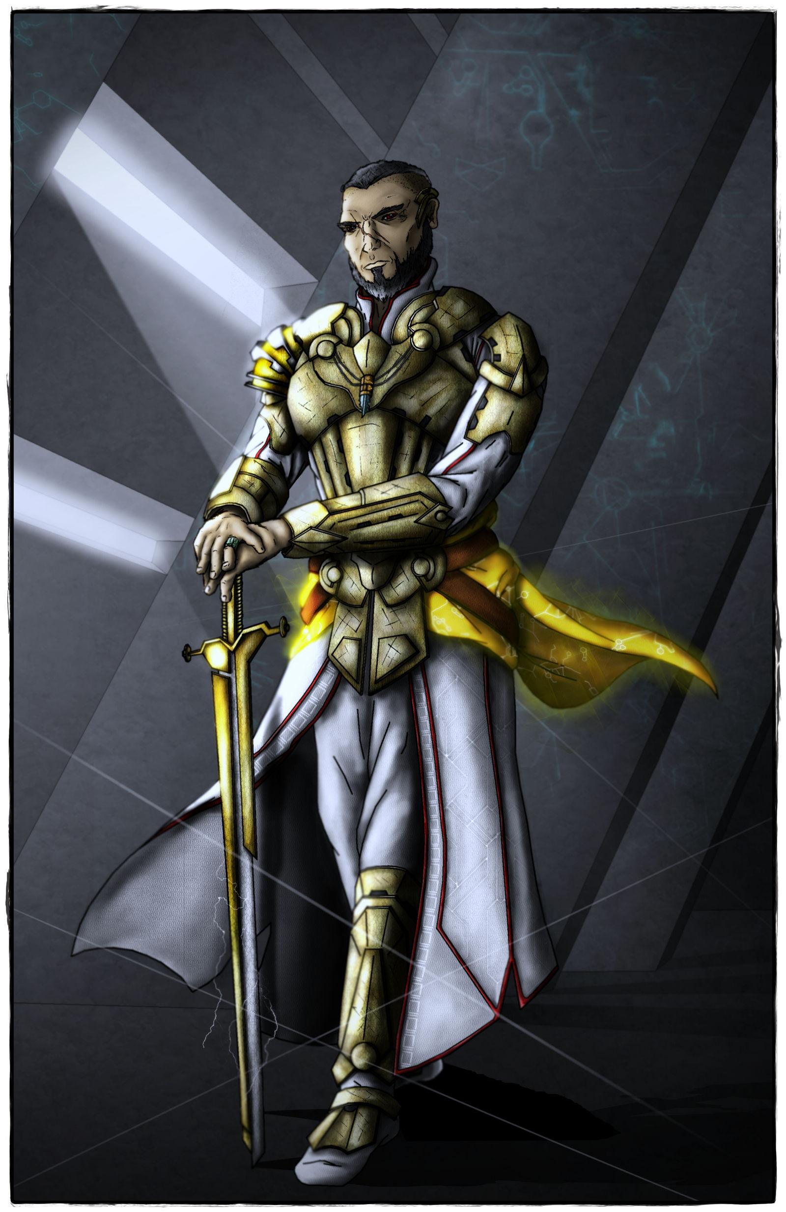 Isu Warrior By Darthdestruktor On Deviantart