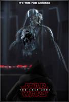 STAR WARS: The Last Jedi fan -made poster by DarthDestruktor