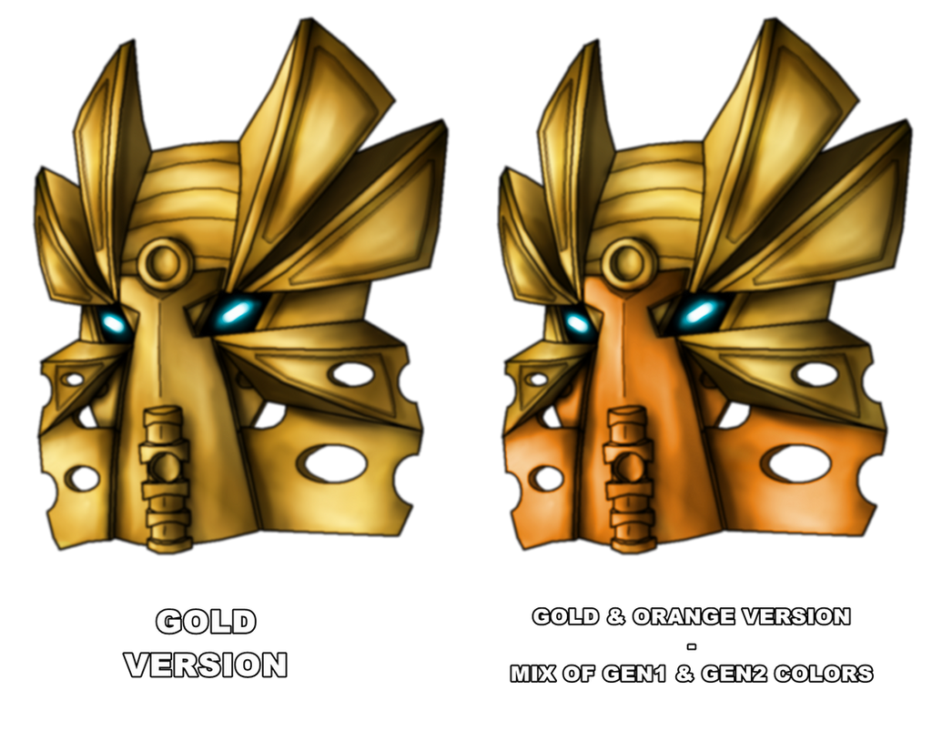 Mask of time (Gen1 and Gen2 fusion) by DarthDestruktor
