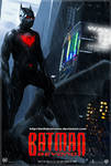 Batman Beyond movie fan made poster