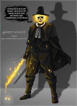 Ghost Rider 1602
