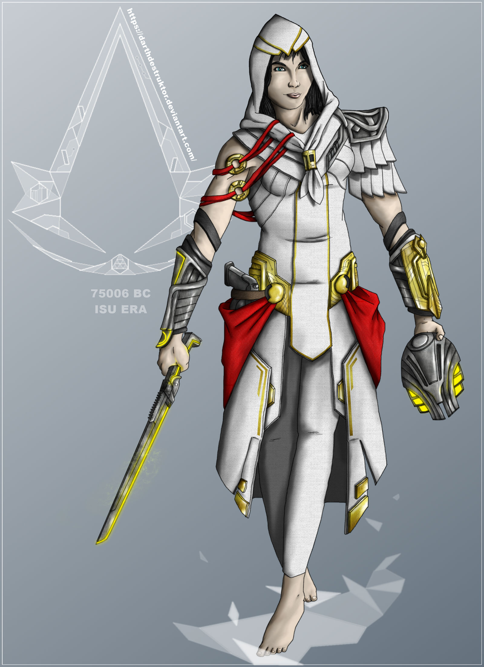 Isu Era Assassin By Darthdestruktor On Deviantart