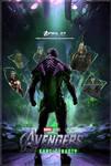 Avengers: Kang Dynasty fan made poster