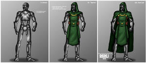 Doctor Doom redesign