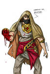 Cain, the first Templar