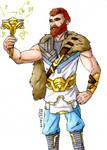 Assassin's Creed - Thor, the ISU by DarthDestruktor