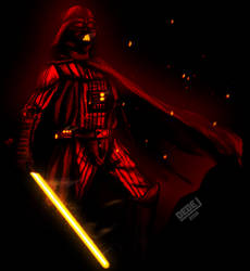 Darth Vader Force Ghost