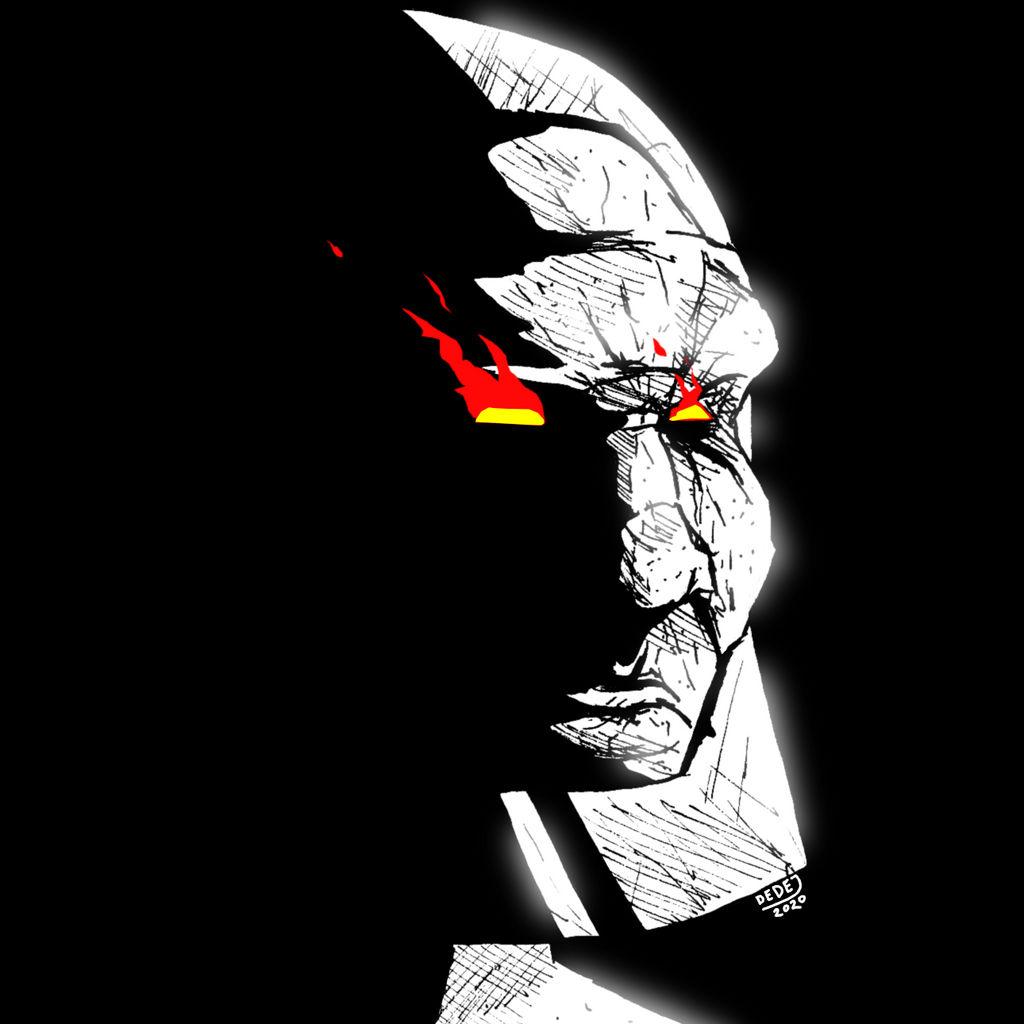 Darkseid quickie