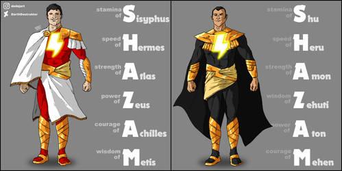 Shazam redesign