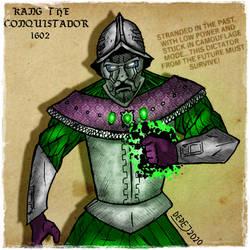 Kang the Conqueror 1602