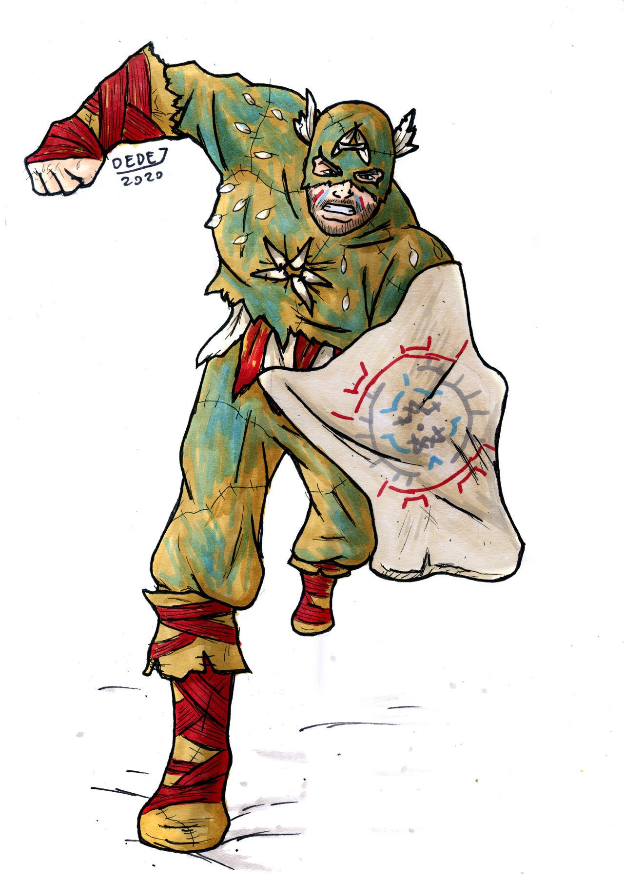 Captain Prehistorica