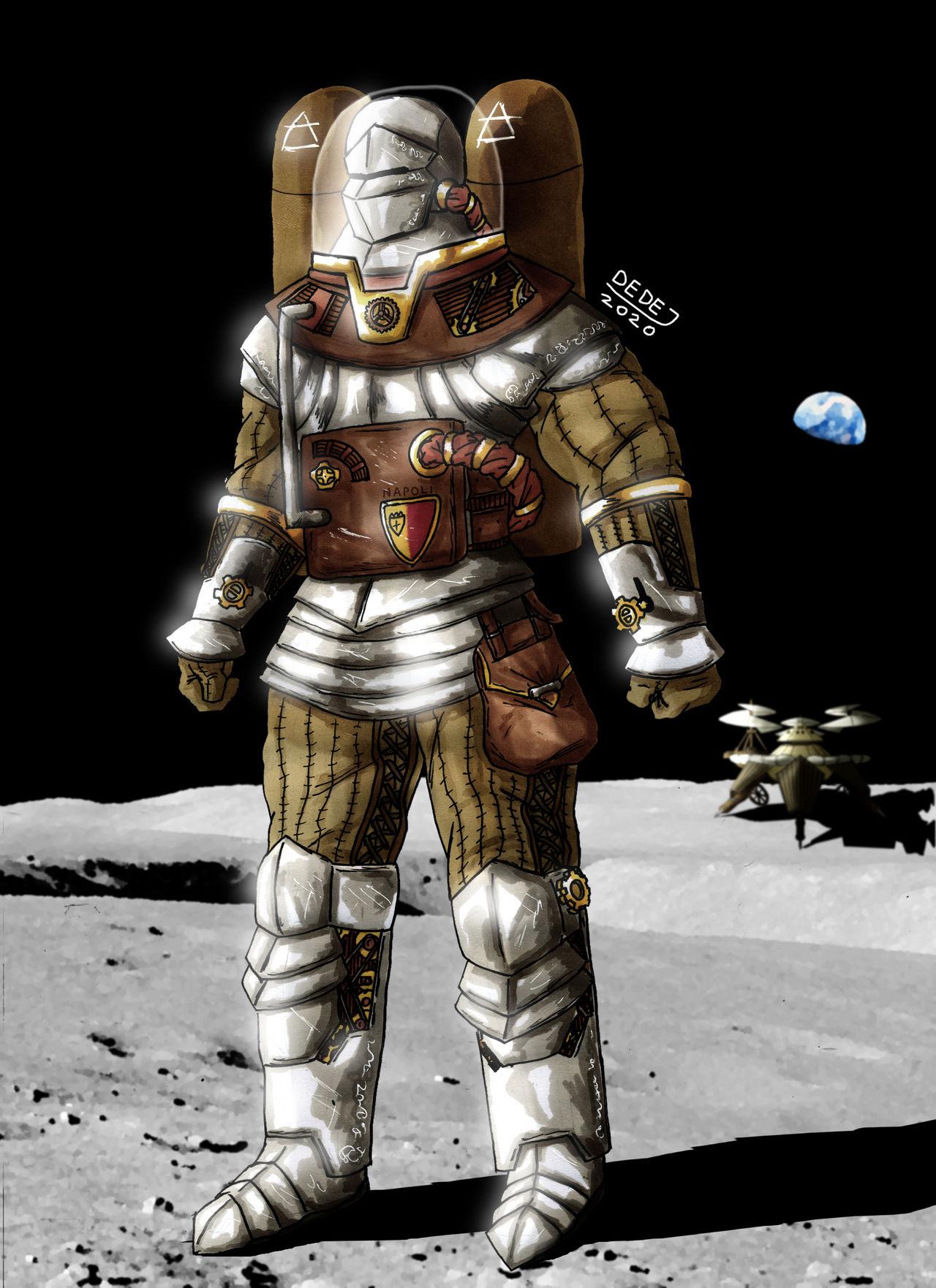 VINCI PUNK - RENAISSANCE SPACE PROGRAM
