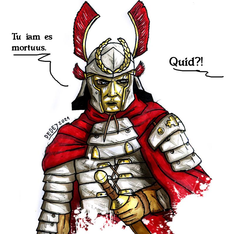 Roman Samurai