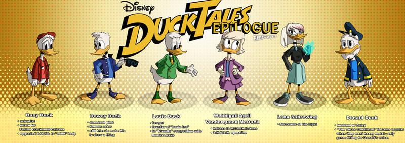 Ducktales 2017 epilogue