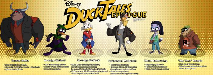 Ducktales 2017 epilogue (part 2)