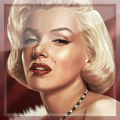 Marilyn Monroe xat icon 5 by SeanMercier