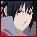 Naruto: Sasuke Uchiha xat icon 13 by SeanMercier